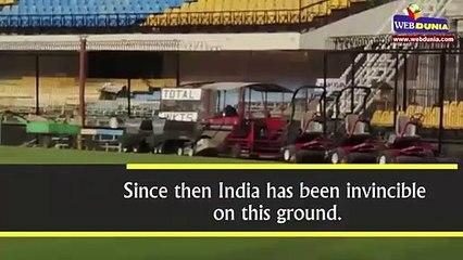 The luckiest Stadium for Team India