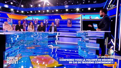 """Didier Maïsto, ancien patron de Sud Radio, dans """"Touche pas à mon poste"""""""