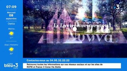 08/09/2021 - Le 6/9 de France Bleu RCFM en vidéo
