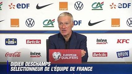 France - Finlande : Relation Griezmann-Benzema, le duo Pogba-Rabiot… Deschamps explique le choix du 3-5-2