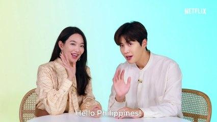Shin Min Ah and Kim Seon Ho Invites You To Watch 'Hometown Cha-Cha-Cha'