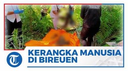Tulang Kerangka Manusia Ditemukan di Bireuen Aceh, Pihak Kepolisian Ambil Sampel DNA dan Rambut