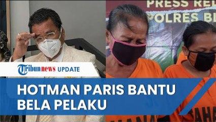 Hotman Paris Turun Tangan Bantu Emak-emak Pencuri Susu untuk Anak, Sebut akan Bantu Ganti Rugi