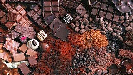 Clases de chocolate y sus beneficios