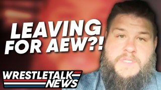 Kevin Owens WWE Contract Expiring?! Andrade FRUSTRATED With AEW?! WWE NXT Review | Wrestling News
