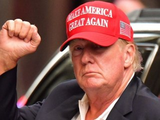 Ring frei: Donald Trump wird Box-Kommentator