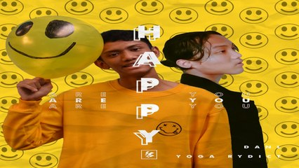 DANL, Yoga Rydict - Are You Happy - Official Lyric Video