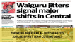 The News Brief: Raila - Ruto wasted Jubilee's first term cutting deals