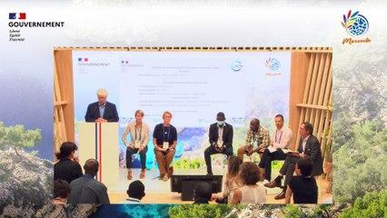 IUCN   Replay de l'Auditorium du Pavillon France - mercredi 08/09 – 1ère partie de journée