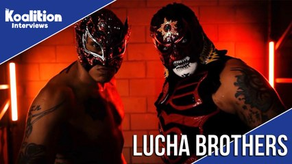 The Lucha Brothers Want To Face All The Tag Teams In The World