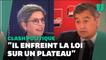 Sandrine Rousseau répond à Gérald Darmanin après sa menace de divulguer des échanges privés