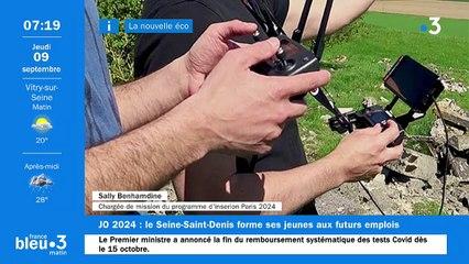 09/09/2021 - Le 6/9 de France Bleu Paris en vidéo