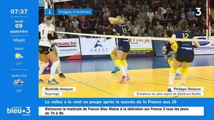 09/09/2021 - Le 6/9 de France Bleu Maine en vidéo