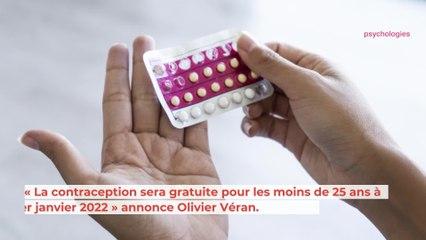 La contraception féminine devient gratuite pour les moins de 25 ans