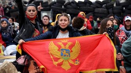 Unabhängig und gespalten: Der Konflikt in Montenegro droht zu eskalieren
