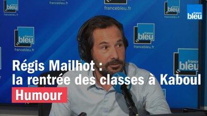 Régis Mailhot : Jean-Paul Belmondo, l'Amazonie et la rentrée à Kaboul