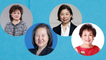 Women included in Forbes' richest Filipinos list