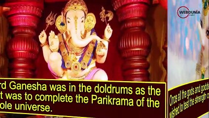 Why do we worship Lord Ganesha first? Why Lord Ganesha is worshipped as First GOD?