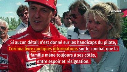 Michael Schumacher : sa femme Corinna brise le silence sur son état de santé