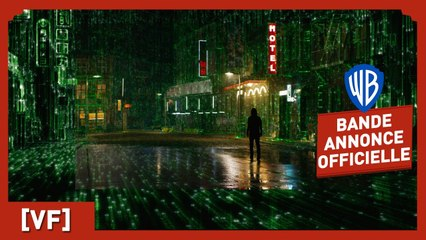 Matrix Resurrections - Bande-Annonce Officielle 1 (VF)