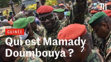 """Guinée : qui est Mamady Doumbouya, le """"tombeur"""" d'Alpha Condé ?"""