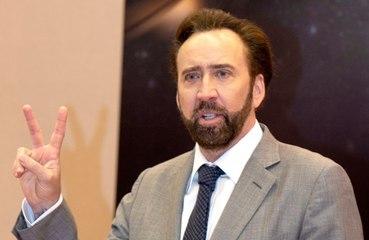 Nicolas Cage vai estrelar primeiro filme de faroeste de sua carreira