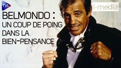 Belmondo, un coup de poing dans la bien-pensance