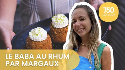 Recette du Baba au rhum express par Margaux - 750g