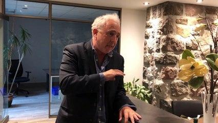 Denis Trudel, candidat du Bloc Québécois dans Longueuil-Saint-Hubert
