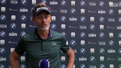 BMW PGA Championship (T1) : La réaction de Raphaël Jacquelin