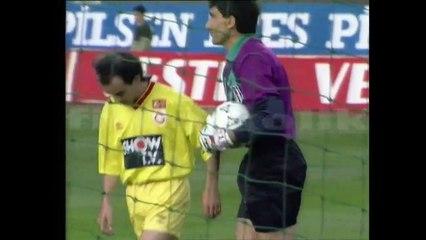Galatasaray 0-0 Beşiktaş 06.04.1994 - 1993-1994 Turkish Cup Final Match 1st Leg + Post-Match Comments