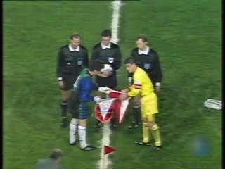 Galatasaray 0-2 AS Monaco 16.03.1994 - 1993-1994 UEFA Champions League Group A Matchday 4 (Ver. 2)