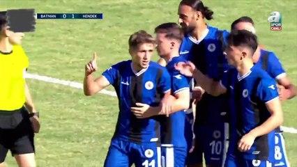 Batman Petrolspor 0-1 Hendekspor 07.09.2021 - 2021-2022 Turkish Cup 1st Qualifying Round