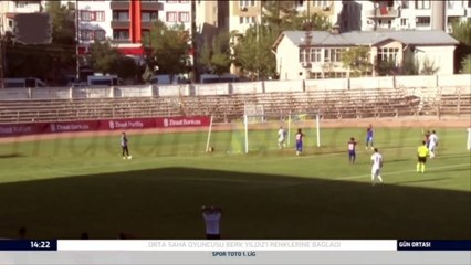 Siirt İl Özel İdare 0-1 Çankaya FK (After Extra Time) 08.09.2021 - 2021-2022 Turkish Cup 1st Qualifying Round