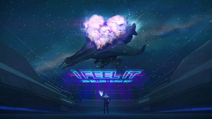 Jon Bellion - I FEEL IT