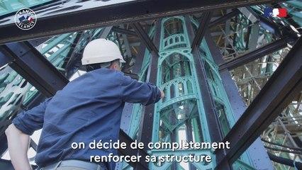 Réfection de la flèche de la cathédrale de Rouen