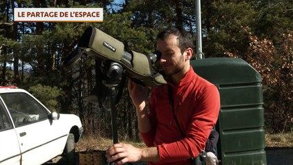 Natura 2000: articuler les activités humaines et la biodiversité au massif de Saoû dans la Drôme