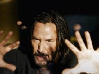 """""""Matrix Resurrections"""": Trailer zum vierten Teil mit Keanu Reeves"""