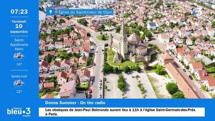 10/09/2021 - Le 6/9 de France Bleu Bourgogne en vidéo