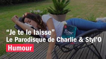 HUMOUR - Je te le laisse, le Parodisque de Charlie & Styl'O