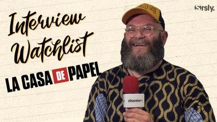LA CASA DE PAPEL : La Watchlist de Darko Perić (Helsinki)
