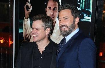 Ben Affleck spricht über besondere Freundschaft mit Matt Damon