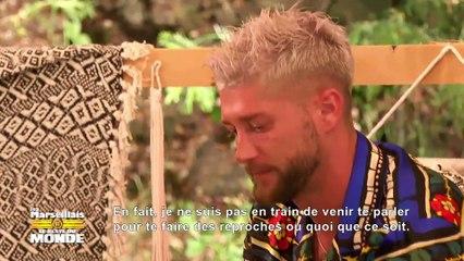 EXCLU VIDEO. Les Marseillais : effondrée et en larmes, Luna fait une déclaration d'amour à Paga