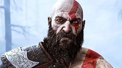 GOD OF WAR 2 RAGNAROK Bande Annonce 4K