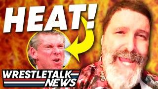 MAJOR Heat On WWE Legend?! AEW Dynamite Beats Raw In Ratings | WrestleTalk News