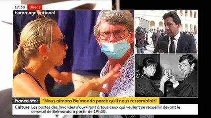 Hommage à Jean-Paul Belmondo : Laurent Gerra refuse la demande d'un journaliste
