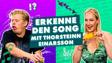 Thorsteinn Einarsson im härtesten Musik-Quiz aller Zeiten!