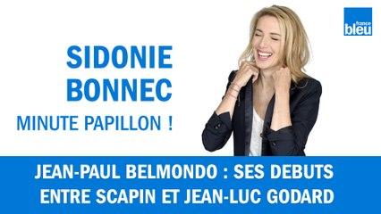 Jean-Paul Belmondo : ses débuts entre Scapin et Jean-Luc Godard