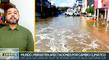 México sufre los embates del huracán Olaf