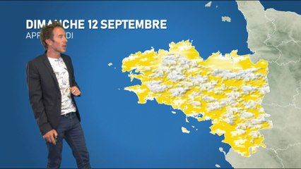Illustration de l'actualité La météo pour votre dimanche 12 septembre
